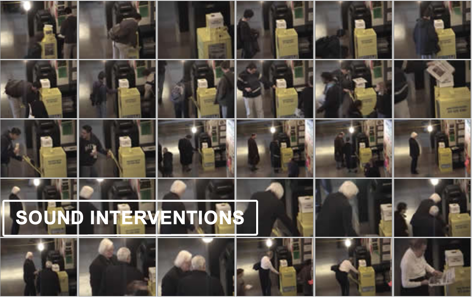 Sound Interventions