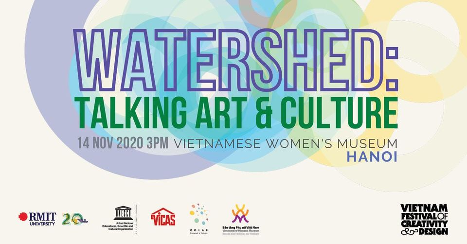 Watershed: Talking Art and Culture